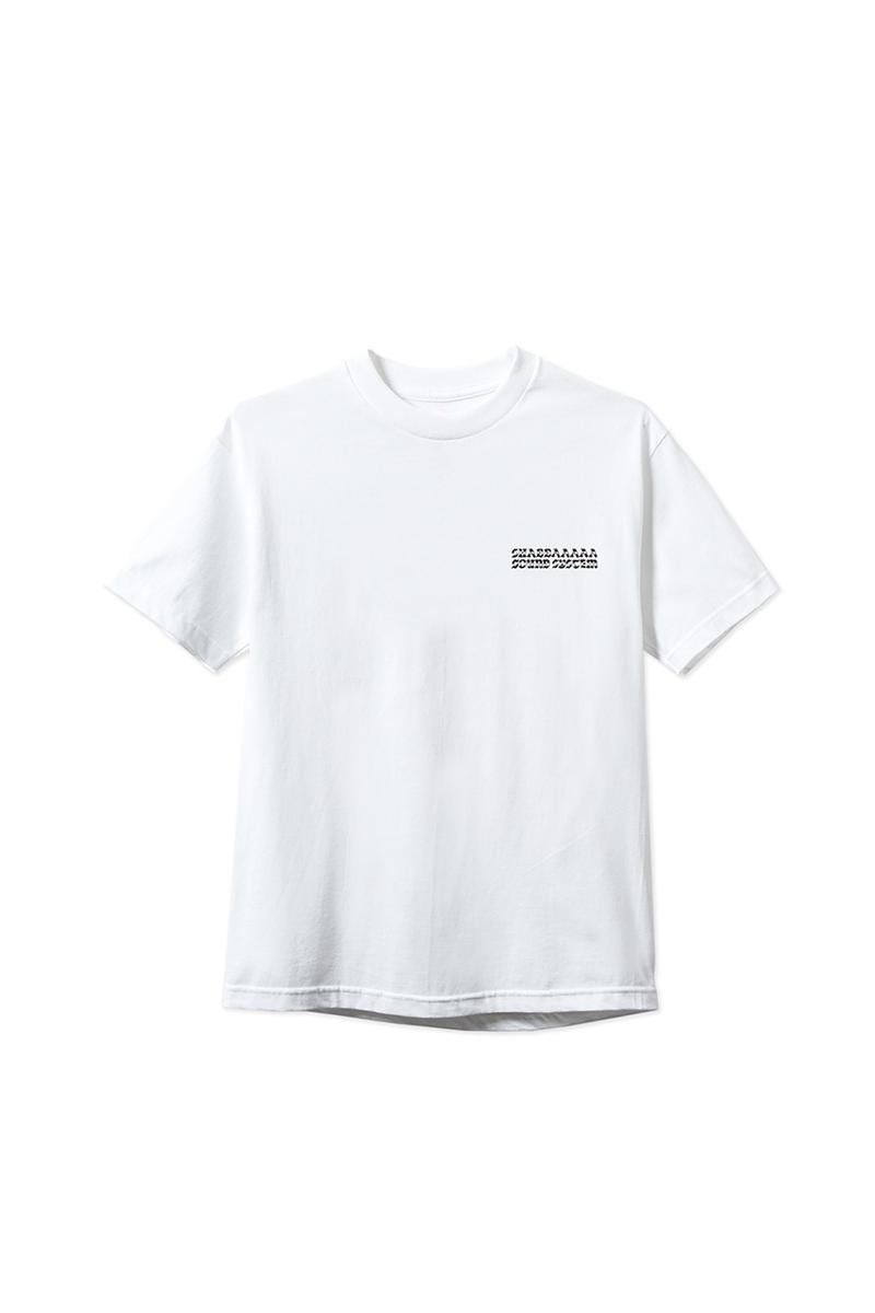 SHABBAAAAA for Dover Street Market Ginza T-Shirt Capsule Collection Limited Edition Graphic Tees Tokyo Japan Mighty Crown Crew Dancehall Reggae Los Angeles Underground Culture Brand Label