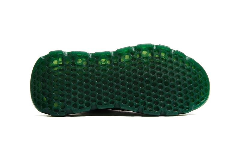 """Shoes 53045 Bump'Air """"Green Giant"""" Sneaker Release Information Cop Online Exclusive Limited Edition Footwear David Tourniaire-Beauciel Balenciaga Triple S"""