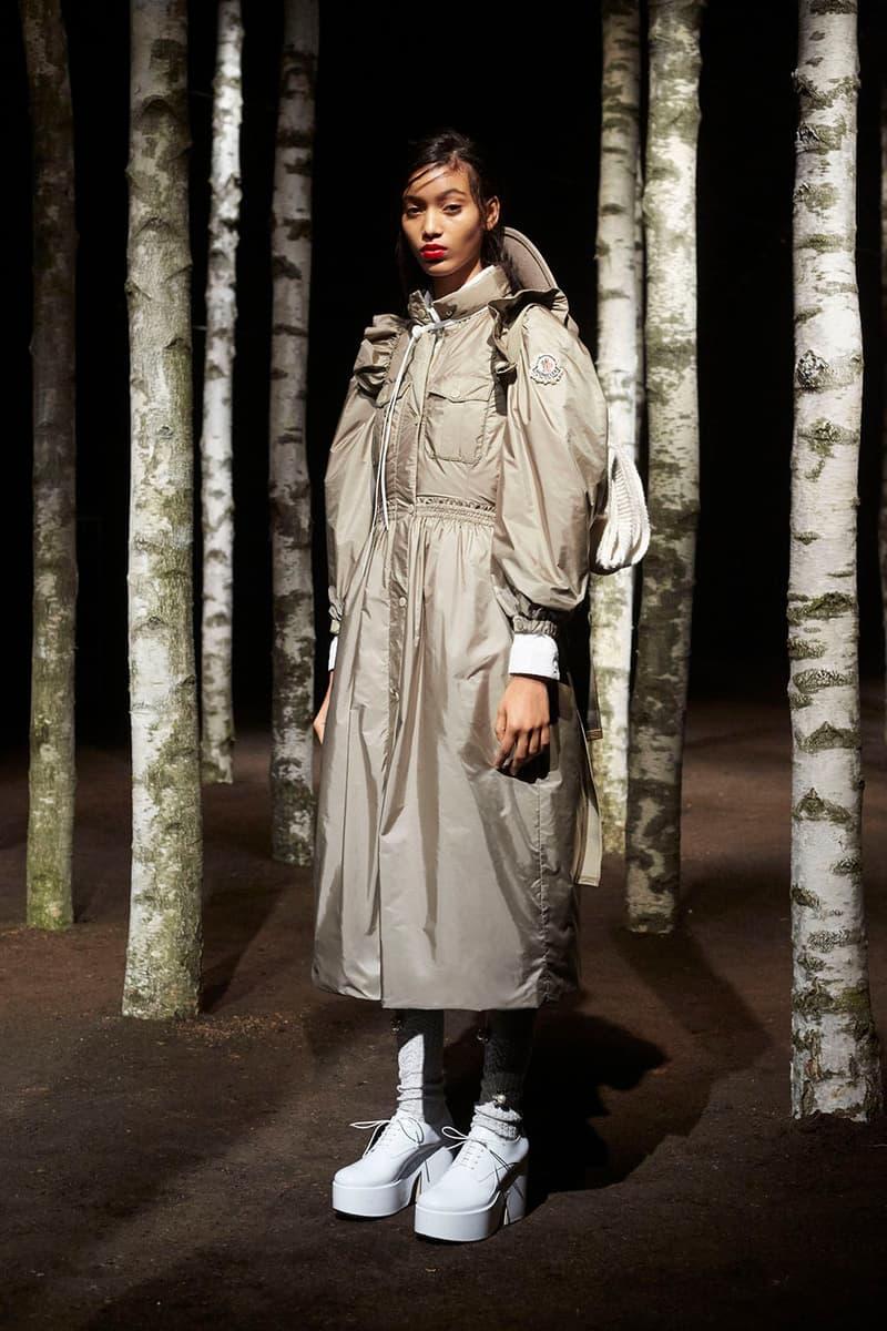 a61895a2c Simone Rocha Moncler Genius Collection Lookbook | HYPEBEAST