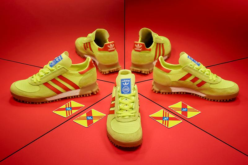 a1a9bcf1b adidas originals size marathon tr yellow red release information closer  look uk sneakers shoes buy cop