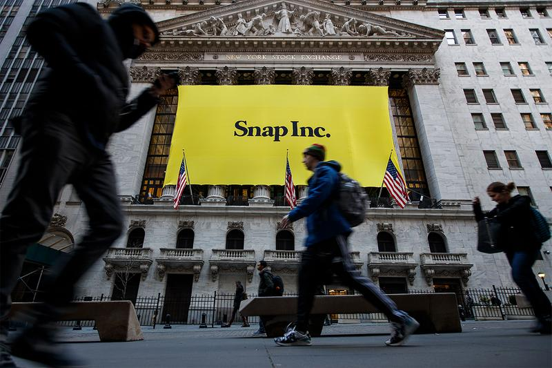 Snap Stock Price Surges after Great Q2 Results second quarter revenue user growth snapchat evan spiegel tech technology app application android iphone ios