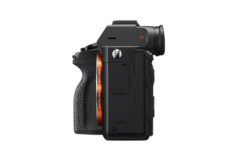 Sony a7R IV Camera Black