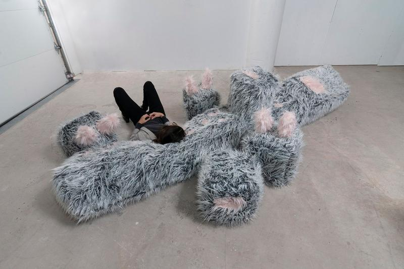 sophia sobers jacob m fisher nonfinito gallery some are connections exhibition artworks sculptures installations