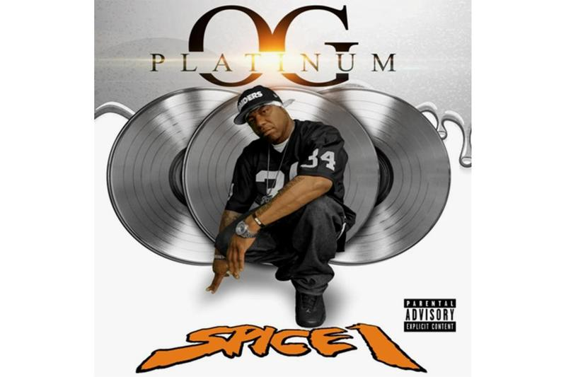 Spice 1 Platinum OG Album Stream