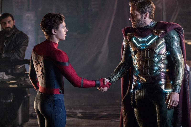 Spider-Man: Far From Home Sony Pictures Marvel Studios $1 Billion USD Box Office
