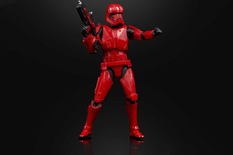 Star Wars Unveils Sith Troopers for Episode IX 9 rise of skywalker stormtroopers jedi kylo ren the  george lucas san diego comic con storm trooper imperial first order