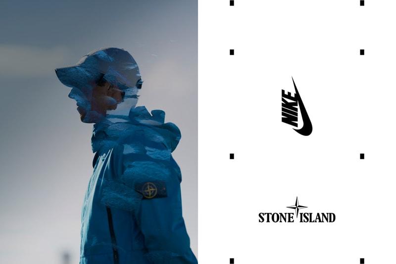 Nike and Stone Island Team up on Technical Golf Capsule