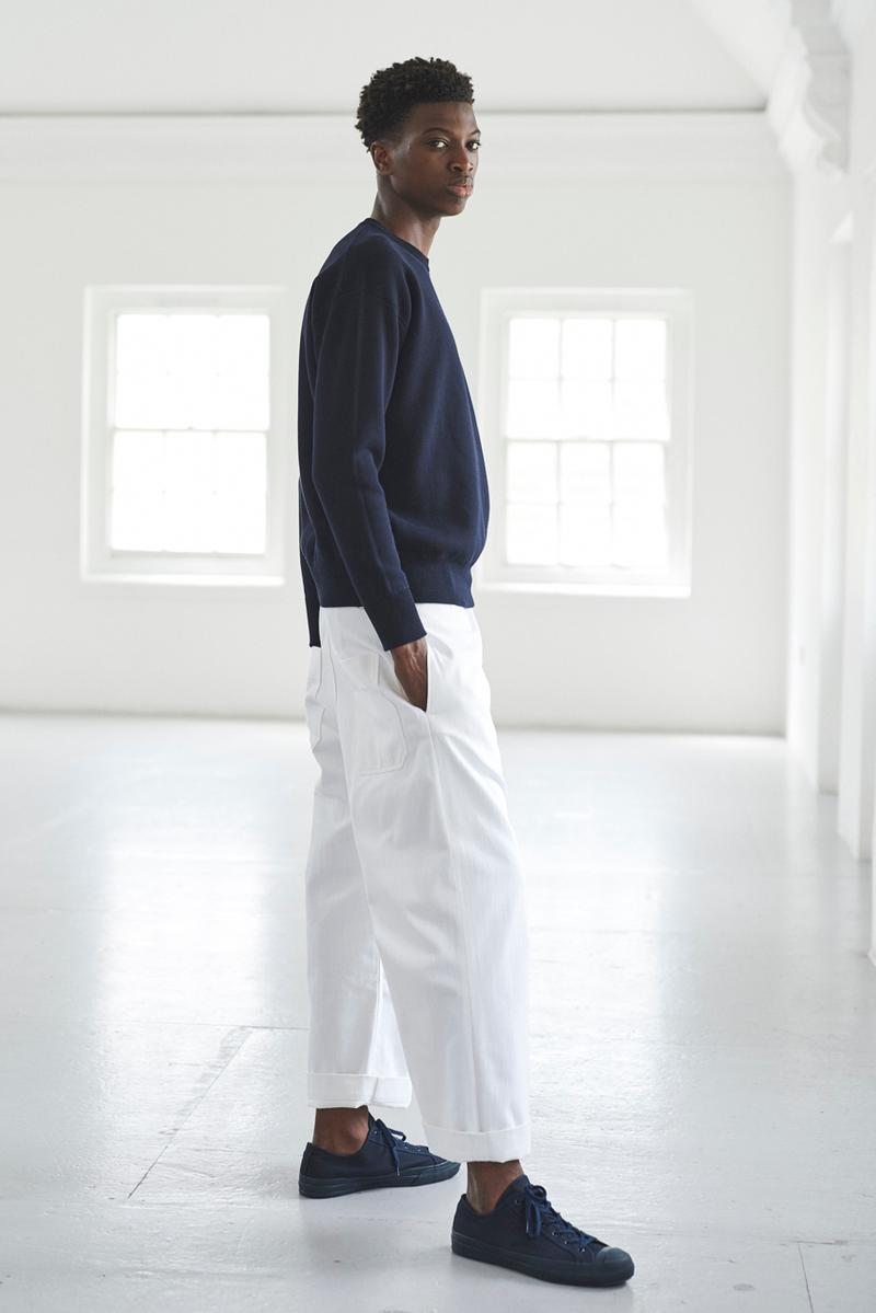 Studio Nicholson Spring/Summer 2020 Collection lookbook ss20