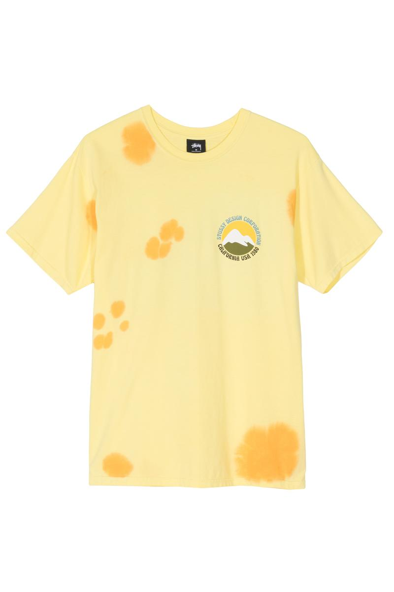 Stüssy Extra Fly Gear Collection Ponchos Vests Tees Shorts Pants Long Sleeves Hats Camo Tie-dye Fish White Black Yellow Green Orange Blue Pink