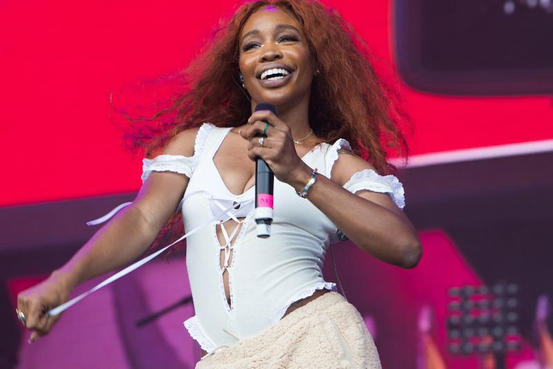 SZA Teases Little Project Before New Full Length Album wheatus teenage dirtbag