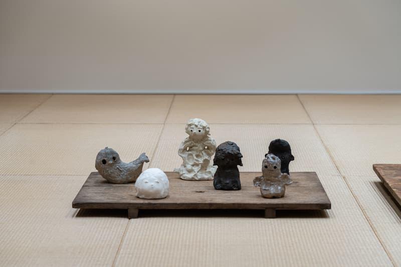 kaikai kiki summer show exhibition recap artworks installations paintings takashi murakami james jean virgil abloh madsaki