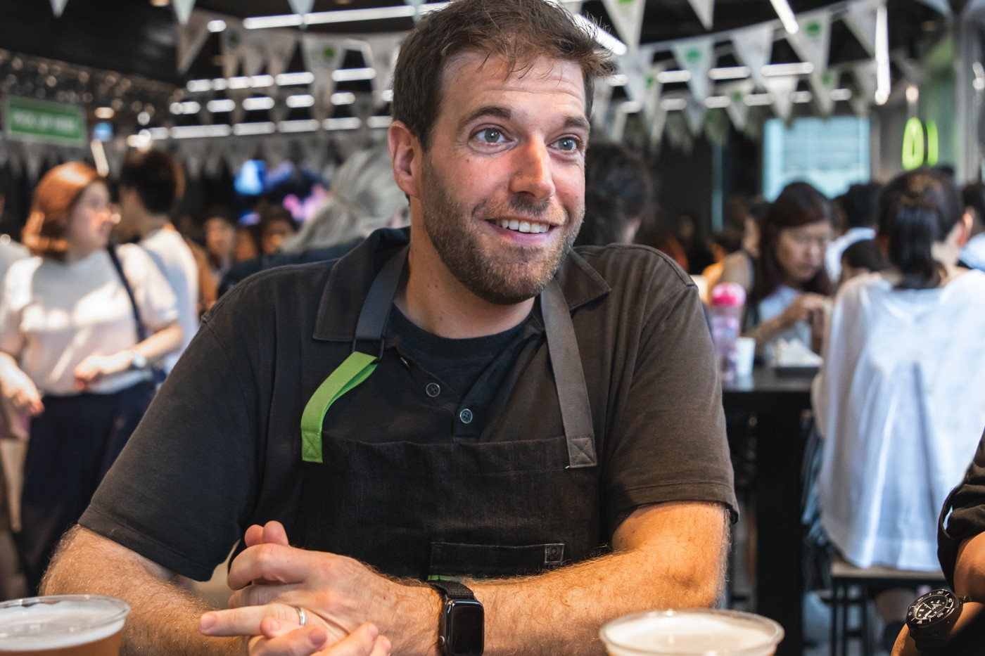 The Chairman Shake Shack Collaboration Announcement Burger Shake Danny Yip Mark Rosati 2019 50 Best Restaurants Chinese Food Cuisine Interview Release Info Date One Year Anniversary