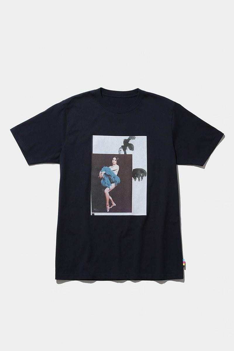THE CONVENI x Mame Kurogouchi T-shirts and Swabs cotton q-tip collabration june 29 2019 release date info tee ballet hiroshi fujiwara ginza