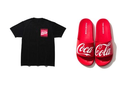 THE CONVENI Taps FACETASM & Coca-Cola for Vibrant Three-Way Collectibles