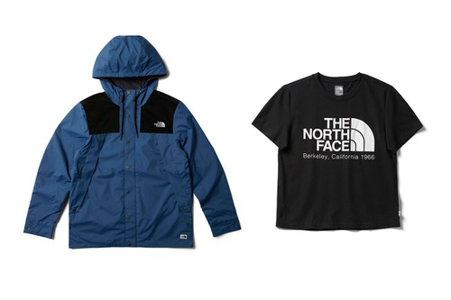 "The North Face Launches ""Heritage"" Series in Time for Back-To-School"