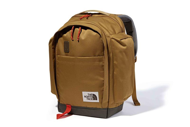 The North Face Heritage Series Release Info Backpacks Blue Brown Jackets Hiking Shoes Tees T-Shirts Longsleeves Hats mountian wind back to campus