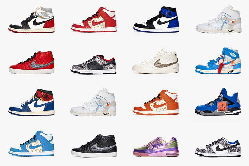 NTWRK Drawings Offer Discounted Exclusive Sneakers supreme nike sb blazer sail white black red union jordan 1 black storm blue off-white air jordan 1 fragment design bape pharrell roadsta eminem air jordan 4