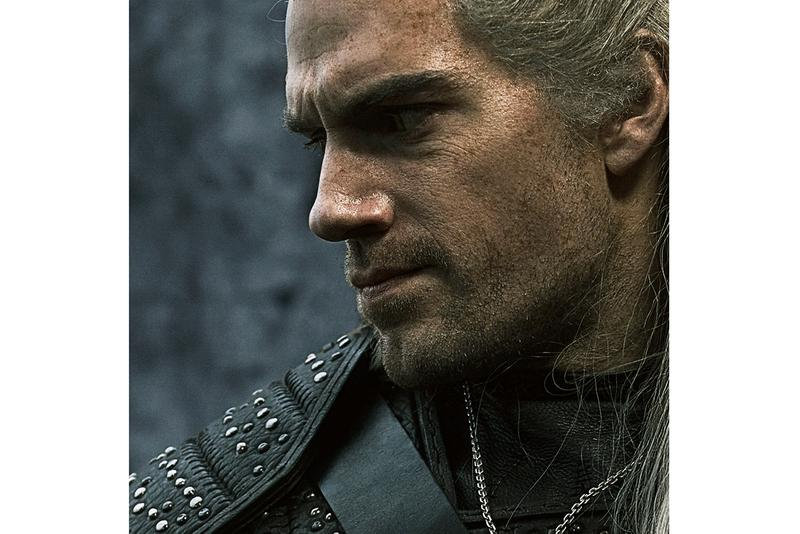 the witcher netflix poster official imagery henry cavill geralt Anya Cholatra aYennefer Freya Allan Ciri plot trailer cast closer look better release informtation details superman