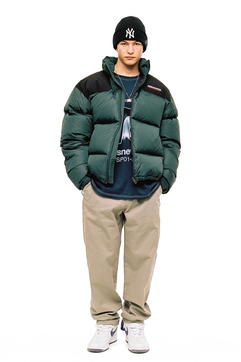 thisisneverthat Fall Winter 2019 Collection casual staples long parka acid wash puffer jacket harrington jacket corduroy track pants baggy cargo denim shirts hoodies stripes
