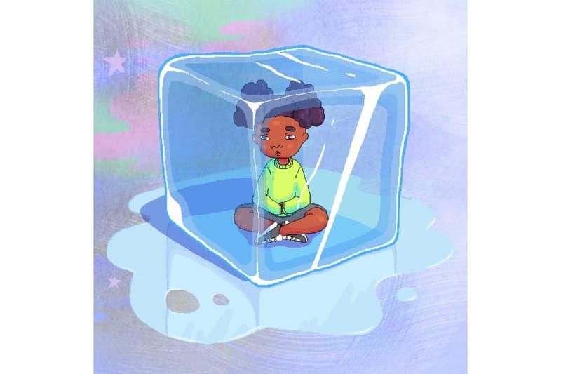 tobi lou 'Live On Ice' Mixtape &