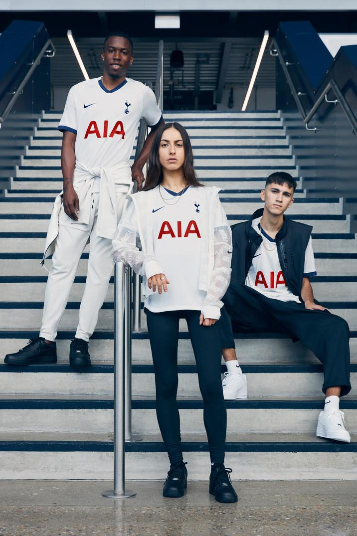 purchase cheap e38e1 966f8 Tottenham Hotspur 2019/20 Home & Away Jersey by Nike | HYPEBEAST