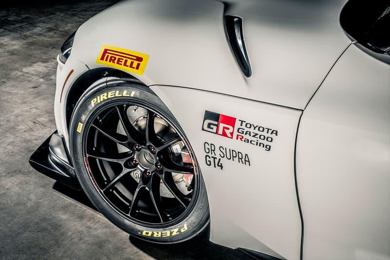 Toyota Gazoo Racing 2020 GR Supra GT4 Info racing Japan JDM Nurburgring Akrapovič Ravenol Pirelli