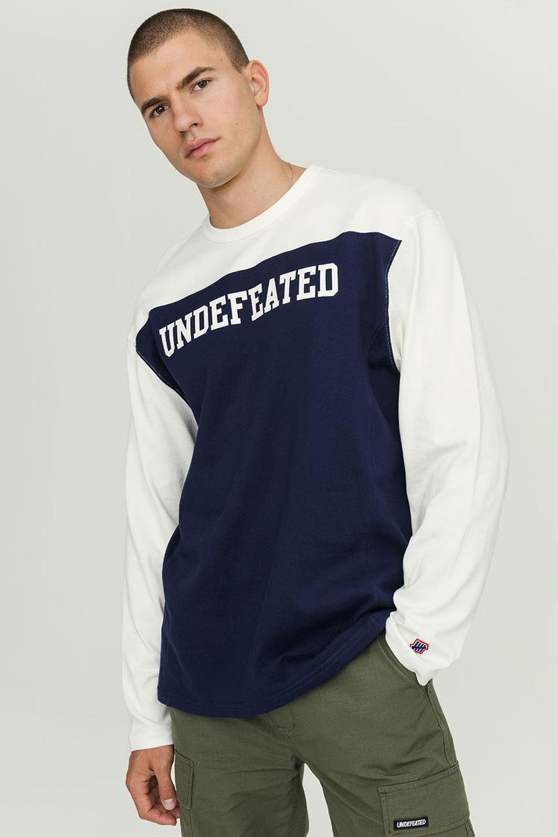 UNDEFEATED Fall 2019 Collection Lookbook Release info date august 2 2019 store graphic