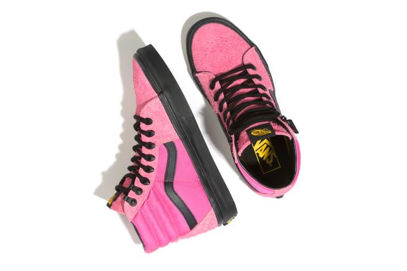 Vans 2019 Cordura Pack Release sk8-hi old skool suede kicks footwear sneakers hypebeast