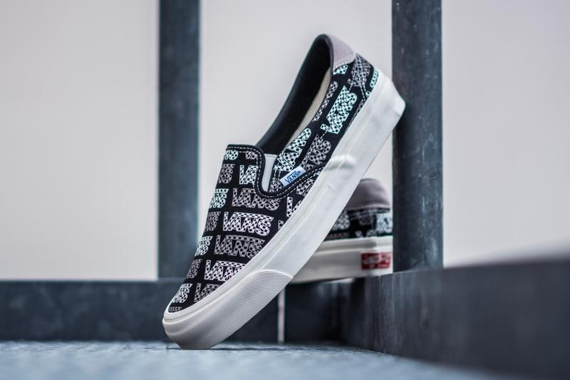 Vans OG Slip-On 59 LX Release Info VN0A4BVDVZC1 VN0A4BVDVZ91 43einhalb black white red checkerboard