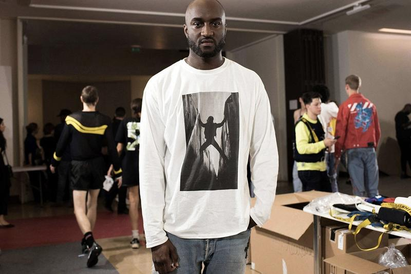 Virgil Abloh's Instagram Was Hacked Off white louis vuitton sneakers nike sale bitcoin transaction btc