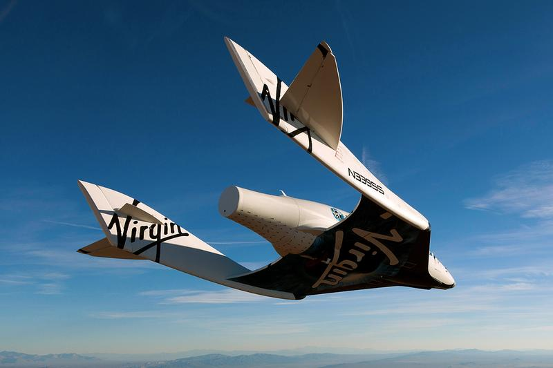 Virgin Galactic public listed acquisition SCH Social Capital Hedosophia shell company sir richard branson commercial space travel tourism