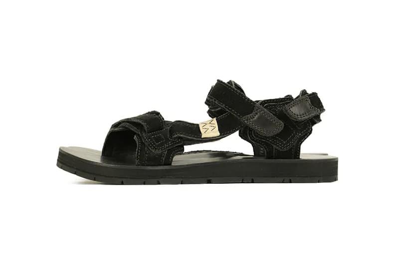 visvim's SS19 CHRISTO SHERPA-FOLK Is a Premium Take on the Teva Sandal