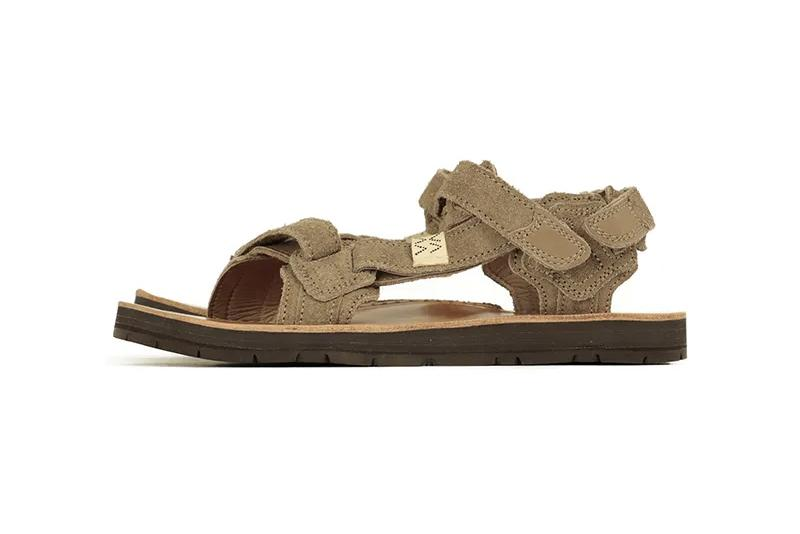 visvim SS19 CHRISTO SHERPA-FOLK release Hiroki Nakamura japan cloud fbt summer sandals footwear