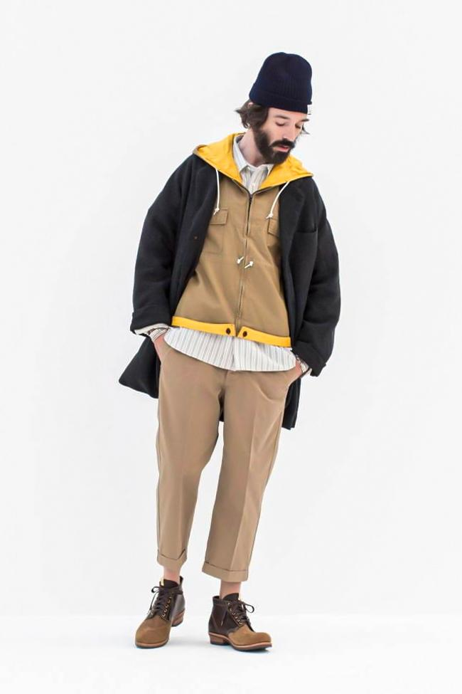 visvim Fall/Winter 2019 Collection Lookbook Hiroki Nakamura jackets sweaters hoodies T-shirts pants hats accessories footwear sneakers Closer Look Japanese Brand