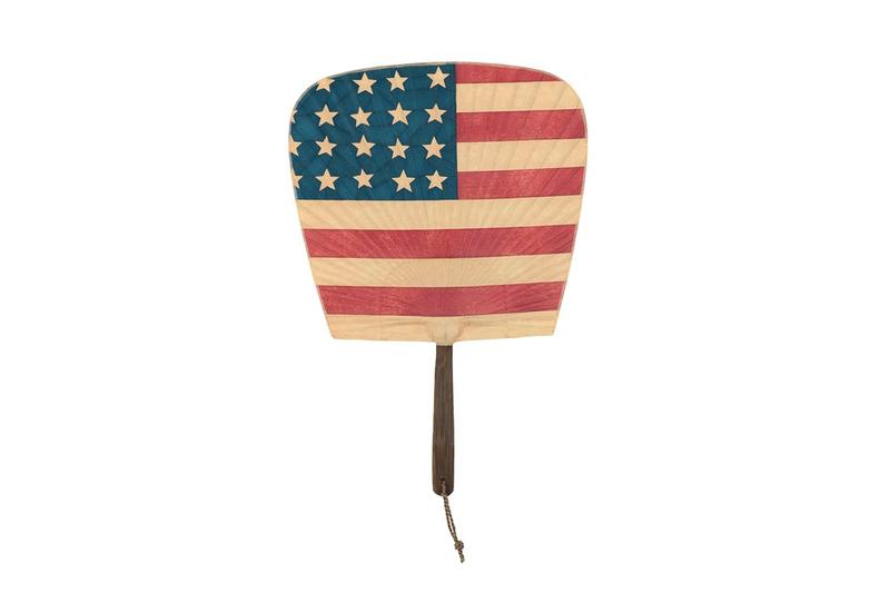 "visvim Fukuoka Is Releasing Limited Edition ""Stars and Stripes"" Uchiwa Hand Fans"