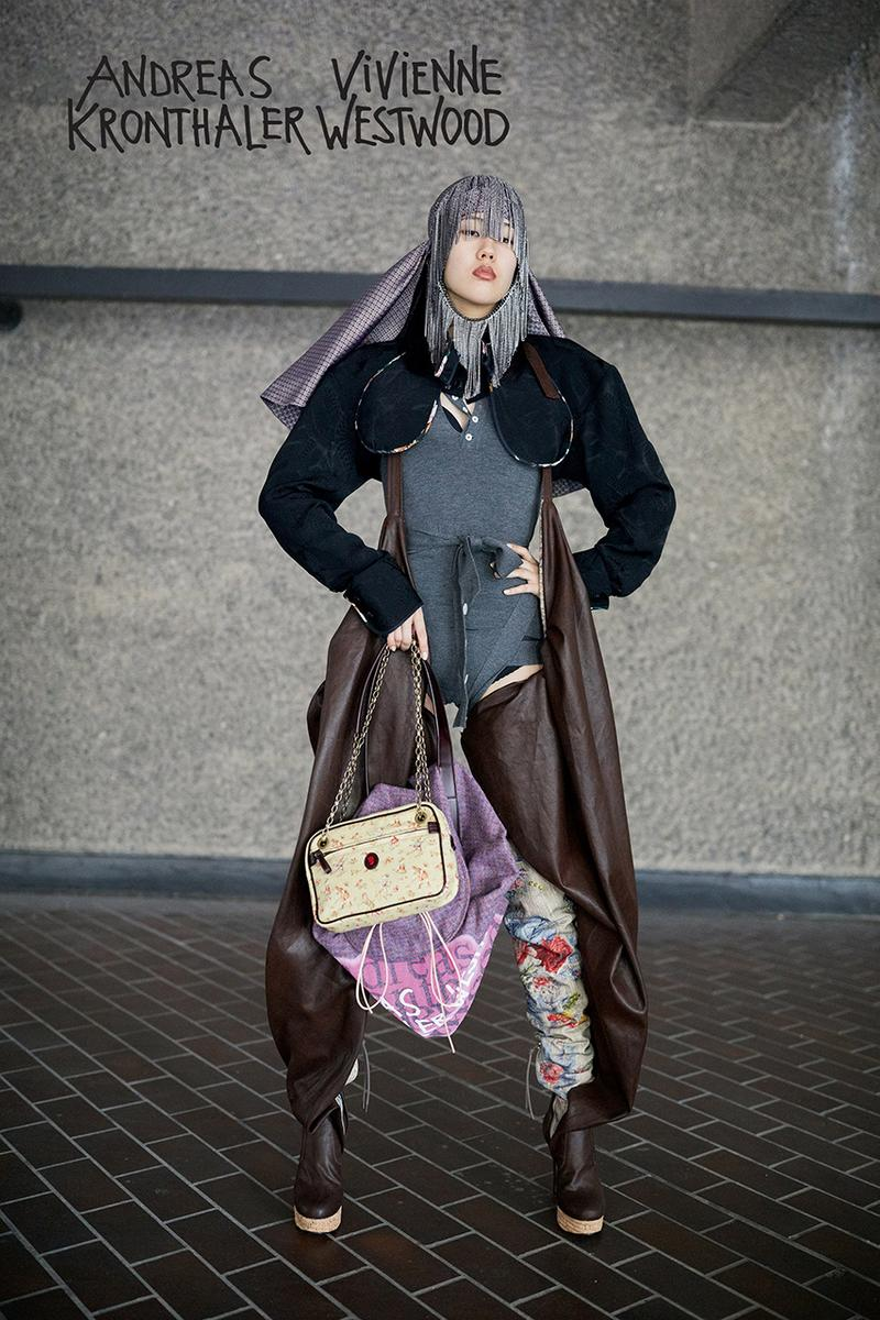 Vivienne Westwood London Barbican Estate Fall Winter 2019 FW19 Campaign Juergen Teller Andreas Kronthale Bernhard Willhelm Lookbooks