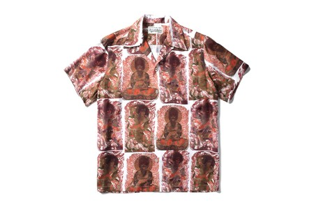 WACKO MARIA's Latest Hawaiian Shirts Are Clad in Japanese Mythology, Crocodile Print and More