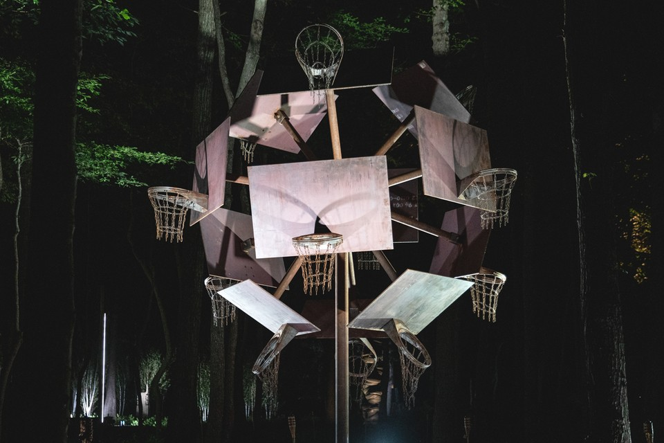 Watermill Center in Hamptons Presented Dynamic Works by over 30 International Artists