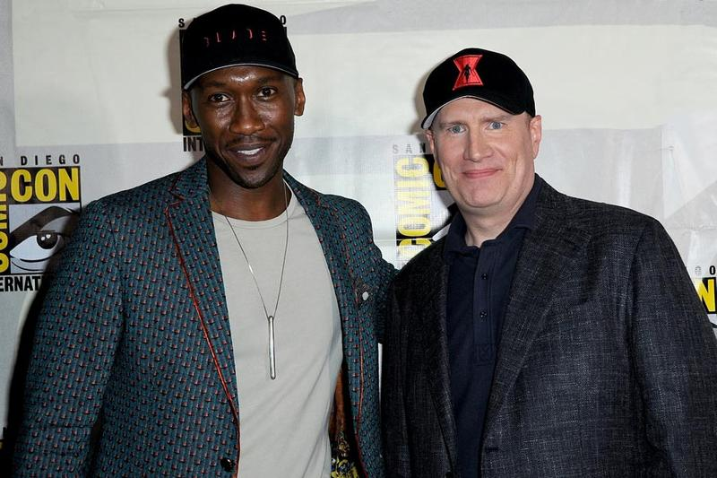 Wesley Snipes Mahershala Ali Blade Reboot Marvel Studios Comics Kevin Feige