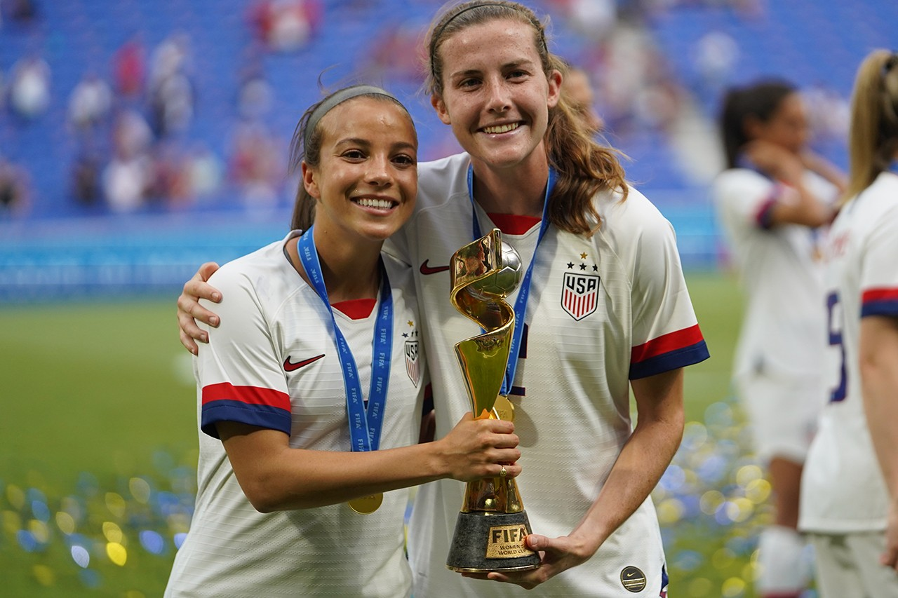 Women's World Cup 2019 5 Key Takeaways Megan Rapinoe VAR Gold Cup USA Qatar