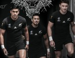 Y-3 and adidas Rugby Debut World Cup Jerseys for New Zealand's All Blacks