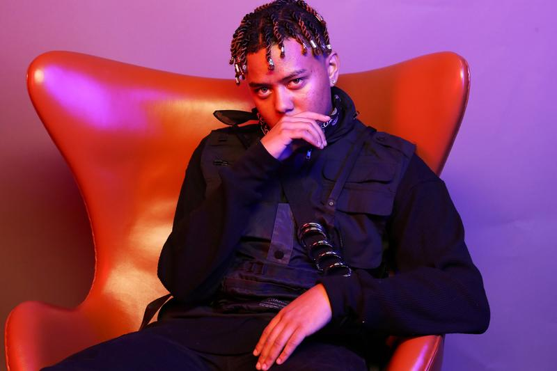 YBN Cordae Unveils Debut Album The Lost Boy LP Chance The Rapper Bad Idea maryland rapper 21 year old first headline tour dates maryland