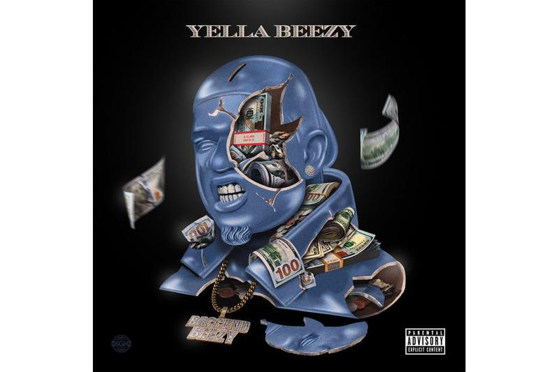 yella beezy baccend beezy album release stream music tracks songs rap hip hop listen
