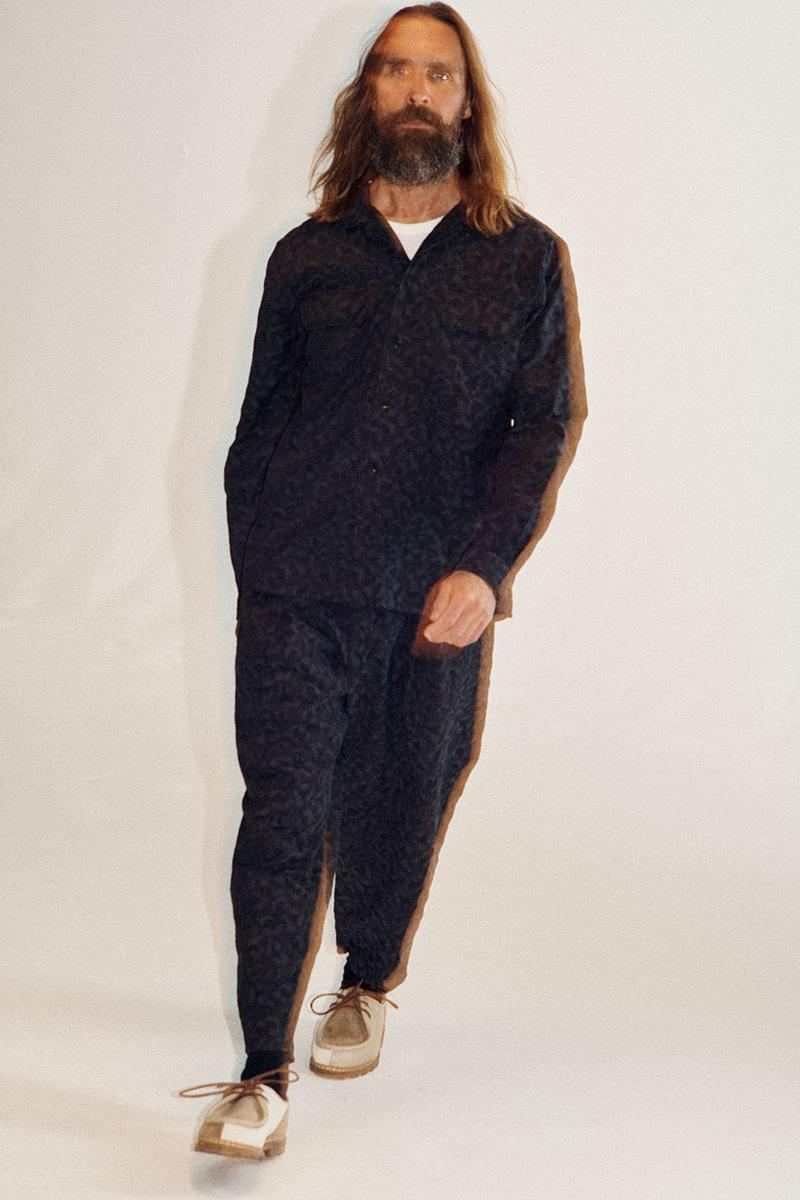 YMC Fall/Winter 2019 Collection Menswear Lookbook Esther Theaker Photographer Eliza Conlon Fashion Editor The Gentlewoman Production Rave Scene 1990s Manchester Pre-Punk 1970s London Leopard Print GORE-TEX