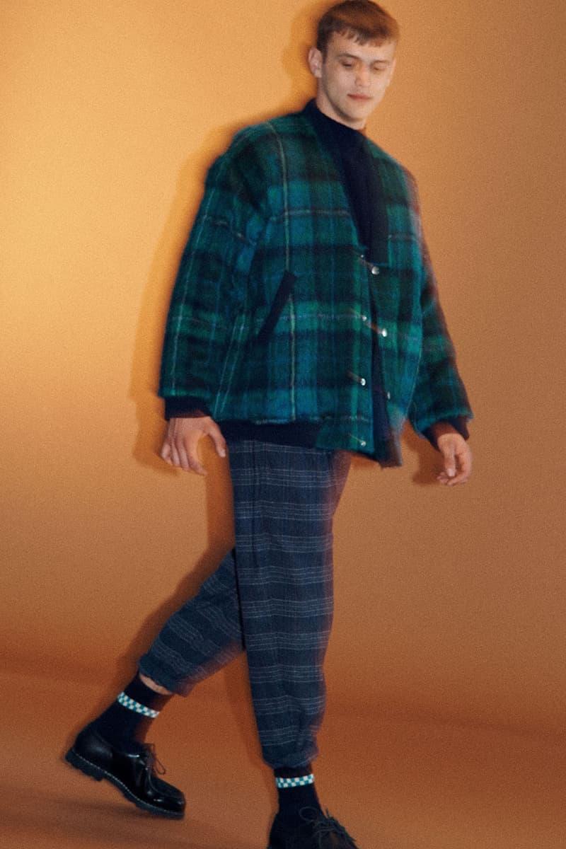 YMC Fall/Winter 2019 Collection Menswear Lookbook Esther Theaker Photographer Eliza Conlon Fashion Editor The Gentlewoman Production Rave Scene 1990s Manchester Pre-Punk 1970s London Leopard Print GORE-TEX