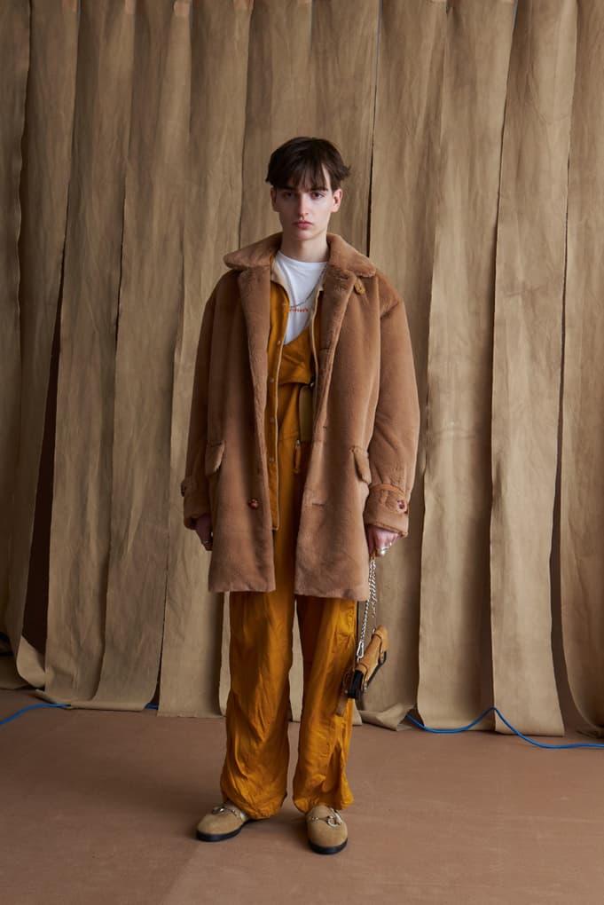 YSTRDYS TMRRW Fall Winter 2019 collection lookbook military workwear inspiration menswear jackets pants shirts cot