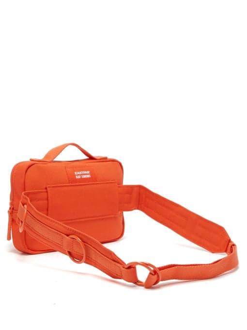 Raf Simons x Eastpak Orange Heros Cross-body Bag release where to buy price 2019