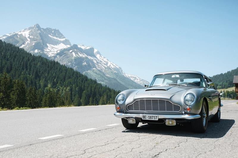 1965 Aston Martin DB5 Shooting Brake Auction RM Sotheby's Rare Vehicle David Brown DB5/2273/L