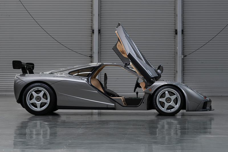 1994 McLaren F1 LM-Specification 19.8 Million USD rm sotherbys auction one of two car editions