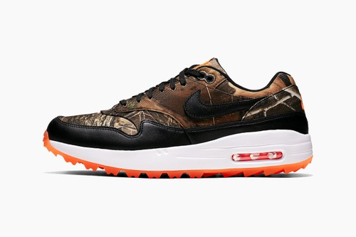 "Nike Air Max 1 G NRG ""Baroque Brown/Tonal Orange/Summit White/Black"""